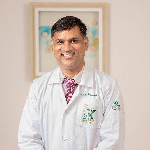 Dr. Khader Hussain, Thoracic Surgeon Online