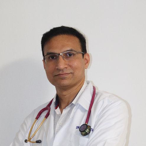 Dr. Vishnuvardhan Reddy, Paediatric Neonatologist Online