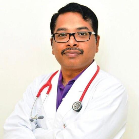 Dr. Prabin Prakash Pahi, Paediatrician Online
