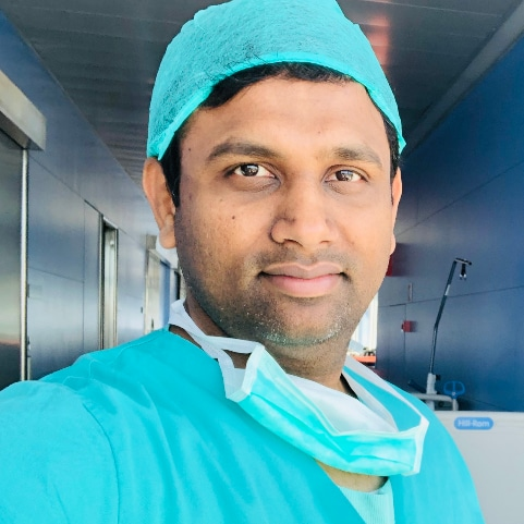 Dr. Srikanth E Neruganti, Orthopaedician Online