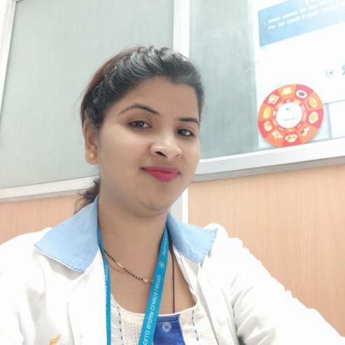 Ms. Tannu Parveen, Dietician Online