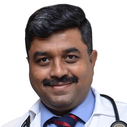 Dr. Mahesh Chavan, Diabetologist Online