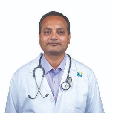 Dr. Natarajan V, Radiation Specialist Oncologist Online
