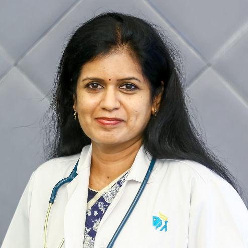 Dr. Sadhana Dhavapalani, Physician/ Internal Medicine/ Covid Consult Online