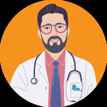 Dr. Jagadeesh K H, General Physician/ Internal Medicine Specialist Online