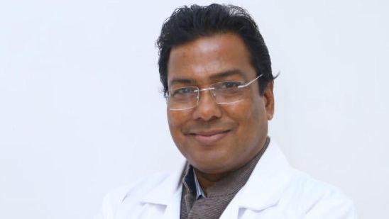 Dr. Sunil Kumar Swain, Paediatric Cardiac Surgeon Online