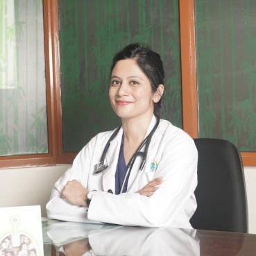 Dr. Sushmita Choudhury, Pulmonology/ Respiratory Medicine Specialist Online