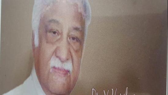 Dr. Col V Hariharan