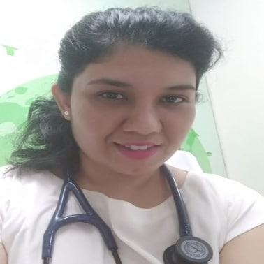 Dr. Impana G N, Covid Recover Clinic Online