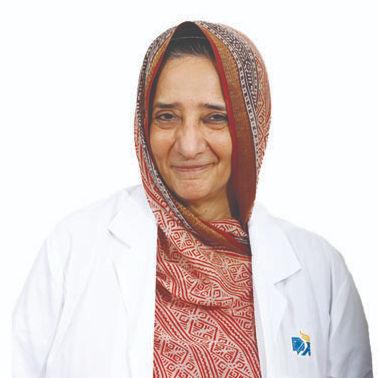 Dr. Safi Naaz, General Physician/ Internal Medicine Specialist Online