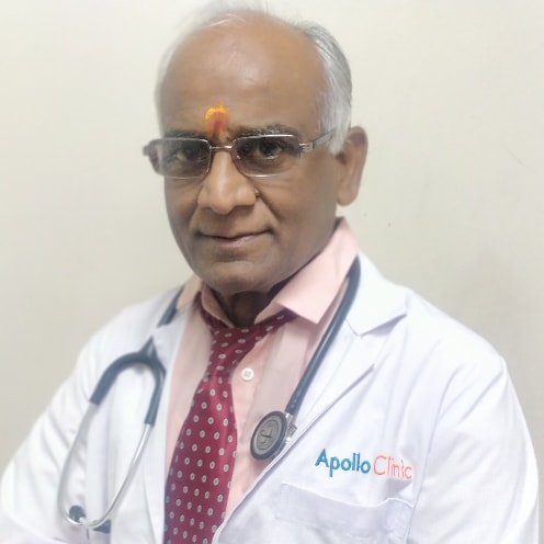 Dr. S V Krishna Rao, Cardiologist Online
