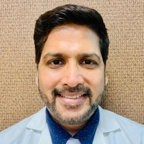 Dr. Kailash Kothari, Pain Management Specialist Online