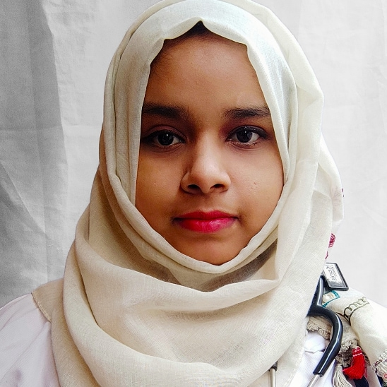 Dr. Tasmiya Khan, Family Physician/ Covid Consult Online