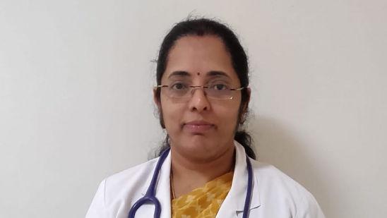 Dr. Sridevi Anantharaman, General Physician/ Internal Medicine Specialist Online