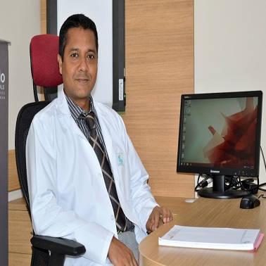 Dr. D. Naveen Kumar, Ent Specialist Online