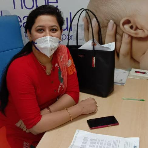 Dr. Humeena Taj C K, Obstetrician & Gynaecologist Online
