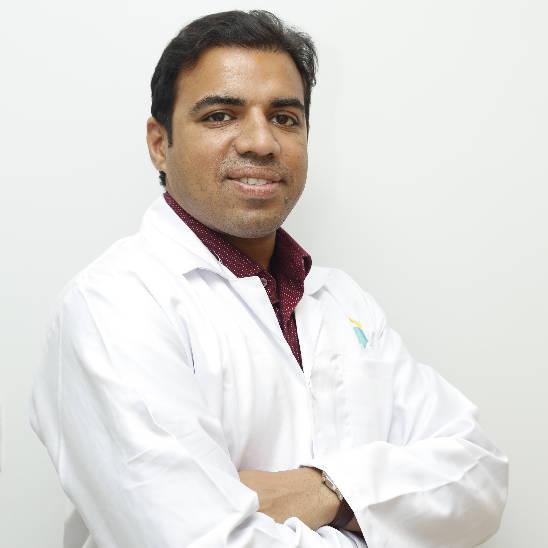 Dr. Sourav Kumar Mishra, Medical Oncologist Online