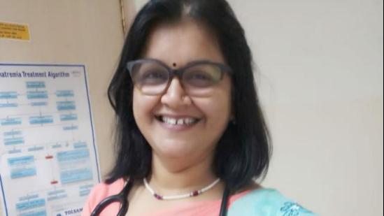 Dr. Kashmira Jhala, Pulmonology/ Respiratory Medicine Specialist Online