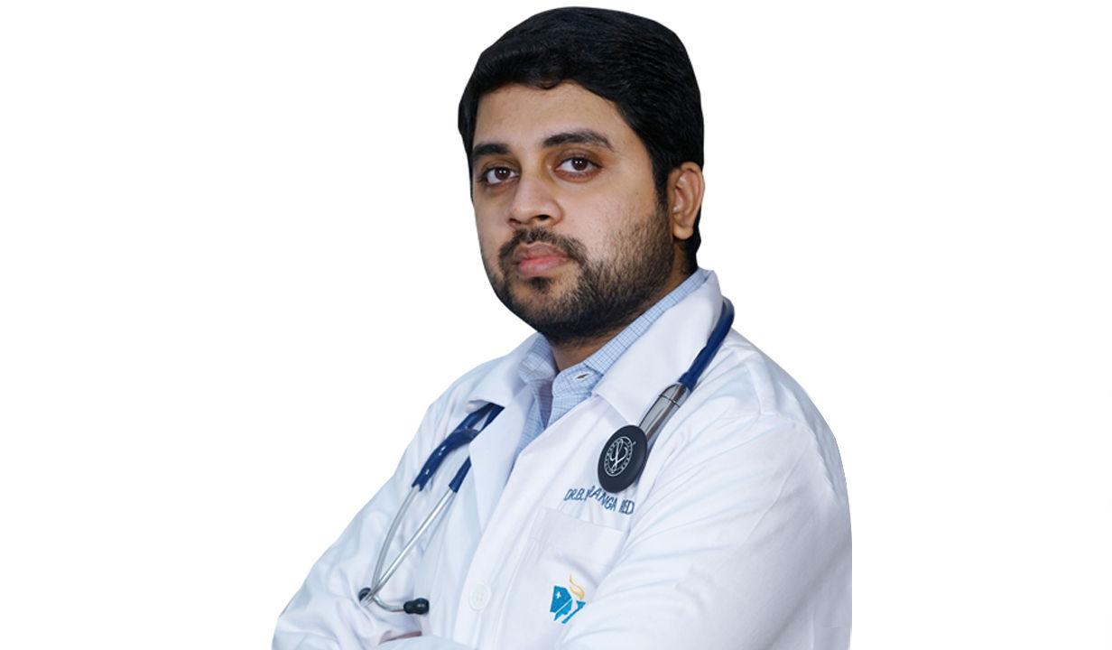 Dr. Ranga Reddy B V A