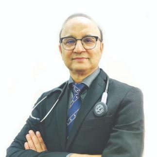 Dr. Rajesh Chawla, Pulmonology/critical Care Specialist Online
