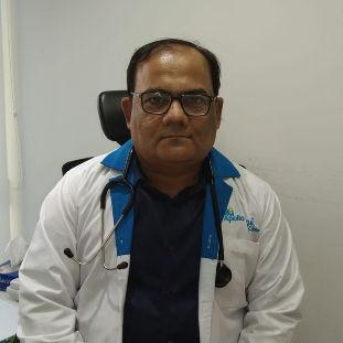 Dr. Sujeet Kumar Singh, Family Physician Online