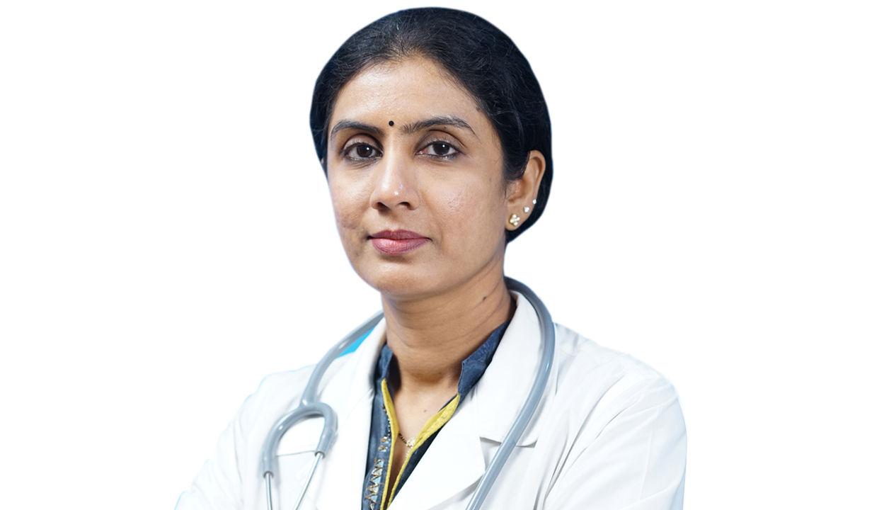 Dr. Pallavi Gaddam Reddy