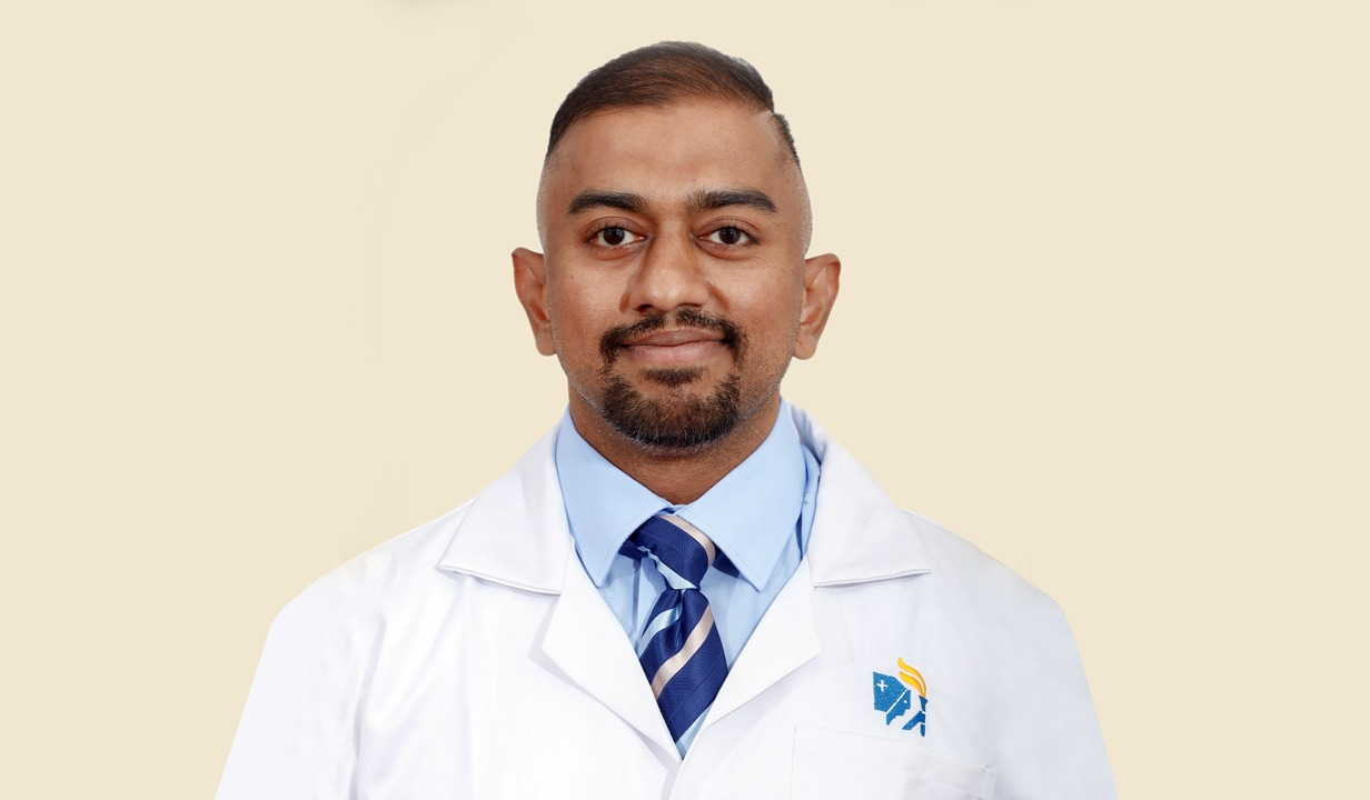 Dr. Rajiv Santosham
