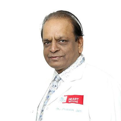 Dr. Prakash Chand Jain, Cardiologist Online