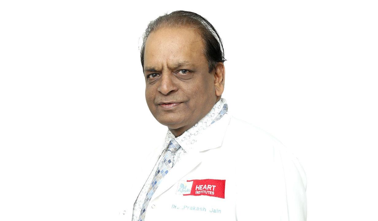 Dr. Prakash Chand Jain