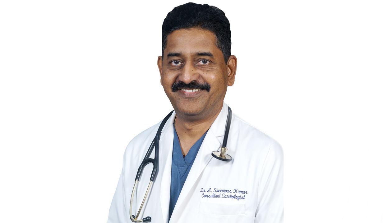 Dr. A Sreenivas Kumar