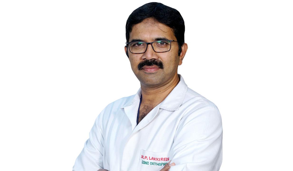 Dr. Prabhat Reddy Lakkireddy