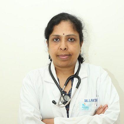 Dr. Lakshmi Godavarthy, General Physician/ Internal Medicine Specialist Online