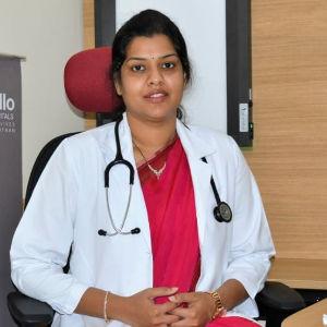 Dr. Tippala Anusha, General Physician/ Internal Medicine Specialist Online