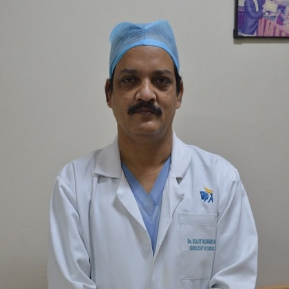 Dr. Sujit Kumar Mohanty, Cardiothoracic & Vascular Surgeon Online