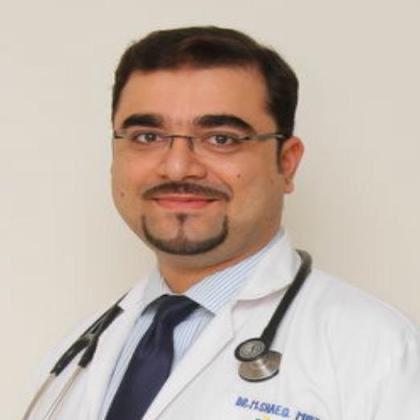 Dr. M Shaeq Mirza, General Physician/ Internal Medicine Specialist Online