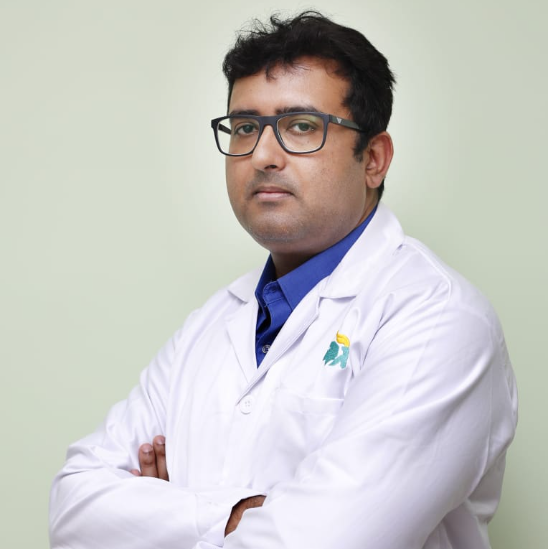 Dr. Sunil Jaiswal, Surgical Oncologist Online