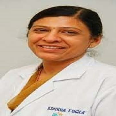 Dr. Shikha Fogla, Ophthalmologist Online
