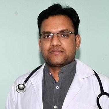 Dr. Sandeep Saraf Agarwal, Orthopaedician Online