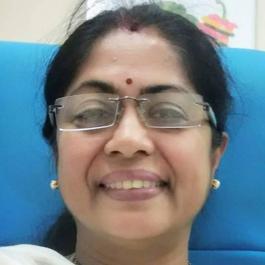 Mrs. Padmaja Mandali, Dietician Online
