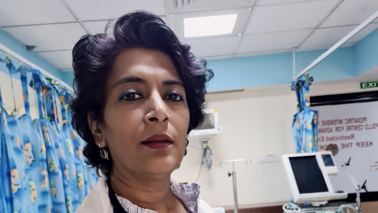 Dr. Anita Bakshi, Paediatrician Online