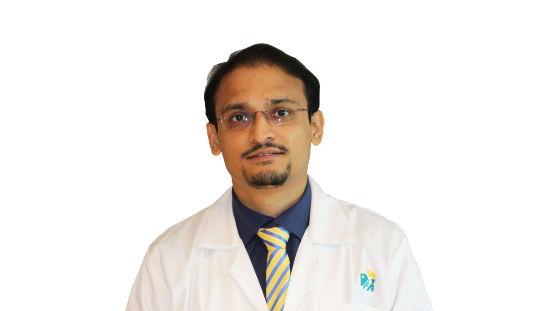Dr. Ashwin Sunil Tamhankar