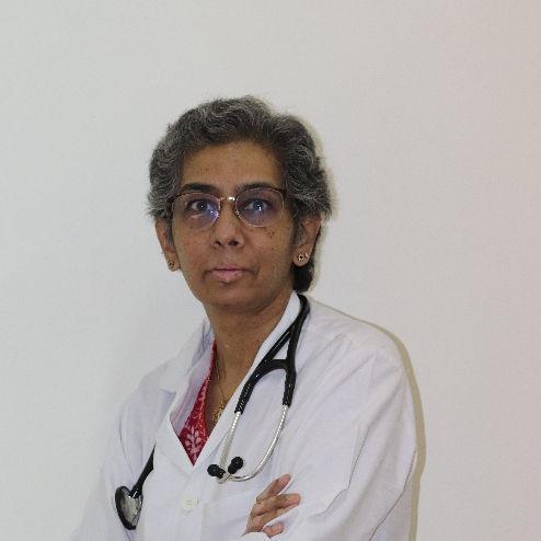 Dr. Indira Reddy, General Physician/ Internal Medicine Specialist Online