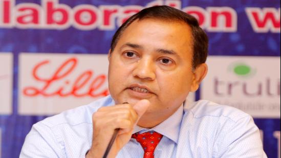 Dr. B K Roy, Endocrinologist Online