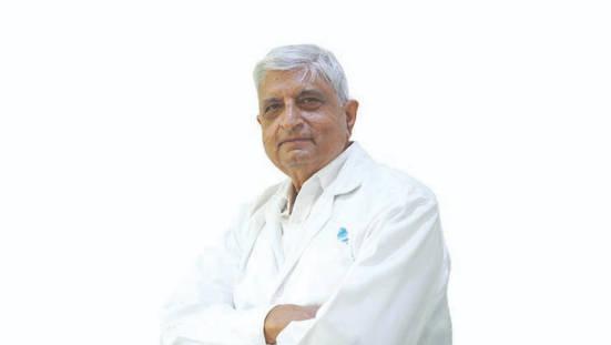 Dr. Sabir Husain Ansari