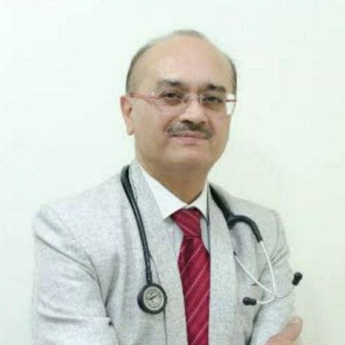 Dr. Pradyut Waghray, Pulmonology/ Respiratory Medicine Specialist Online