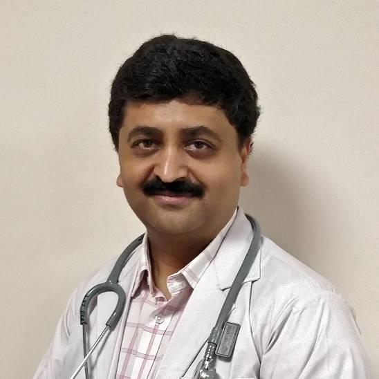 Dr. Santosh N, Paediatrician Online
