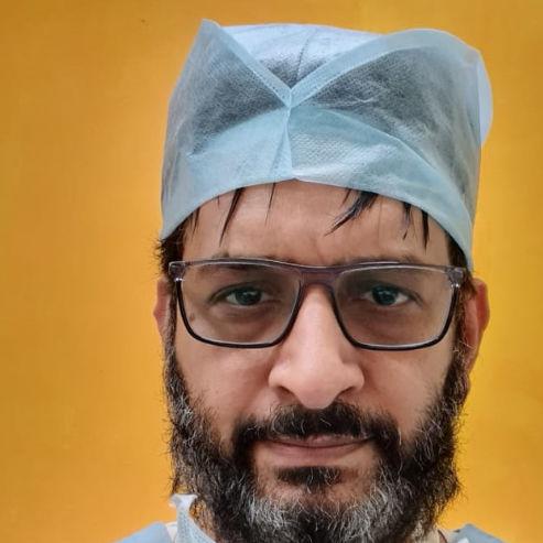 Dr. Mohammed Ayub Karam Nabi Siddiqui, Urologist Online