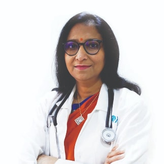 Dr. Manisha Chakrabarti, Paediatric Cardiologist Online