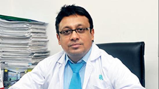 Dr. Tathagata Das, Orthopaedician Online