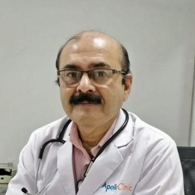 Dr. Rajendra N Sharma, General Physician/ Internal Medicine Specialist Online